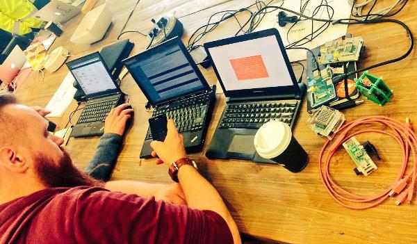 Tech Town Hack Day