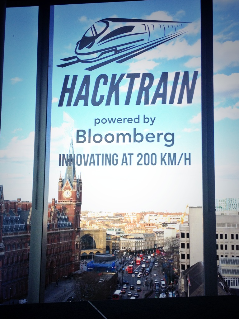 Hacking the Rails at 200kph!
